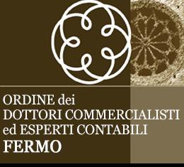 Logo Ordine dei Dottori Commercialisti ed Esperti Contabili di Fermo